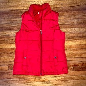Charter Club Petite Quilted Vest, SP